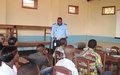 "MONUSCO and NGO ""Invisible Children"" organize child protection training workshop in Dungu"