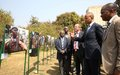 MONUSCO organizes a photo exhibition in Lubumbashi