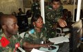 MONUSCO Trains FARDC Troops in Bunia on How to Use IT Tools