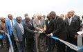 Mr. Kobler and German Foreign Minister visit North-Kivu province