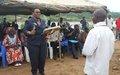 Shabunda : Remise officielle par la MONUSCO d'un nouveau centre de formation et d'apprentissage
