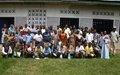 La MONUSCO réconcilie deux tribus en conflit dans le territoire d'Ubundu, province Orientale
