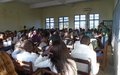 Le mandat de la MONUSCO expliqué aux Activistes des Droits Humains de Kisangani