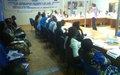 En Ituri, la MONUSCO soutient la mise en place d'un OMDHE