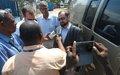 Thomas Perriello à Uvira : « Nous espérons trouver une solution politique au Burundi » !