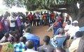 Uvira : appel des populations à la pacification de la Plaine de Ruzizi