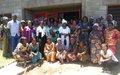 MONUSCO explains its mandate to women in Uvira
