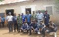 Réouverture du poste de police à Douruma, ville frontalière avec le Sud Soudan