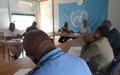 Uvira : la MONUSCO aide au renforcement de la sécurité des civils