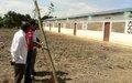 MONUSCO Turns Over a School to Kiliba Community