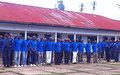 Bukavu : 200 policiers de proximité formés pour la commune de Bagira