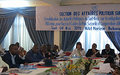 Provincial authorities in South Kivu review implementation of Addis-Ababa Framework Agreement