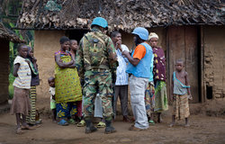 Note to the media: Two UN experts are reported missing in the DR Congo