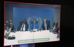 Verbatim de la conférence ONE UN du mercerdi 27 avril 2016