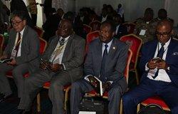 Dialogue politique national -  Trois commissions thématiques: Élections, sécurisation, confiance et équité