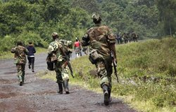 The Government of the DRC and MONUSCO determined to combat human rights abuse and impunity.