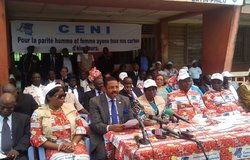 UN applauds the implementation of the revision of the voters' register for the benefit of the Congolese people