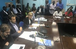 compte-rendu de l'actualité des Nations Unies en RDC au cours de la semaine du 9 au 16 août 2017.