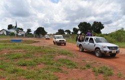 La MONUSCO poursuit ses opérations d'extraction des dernières personnes du  Soudan du Sud du Parc de la Garamba
