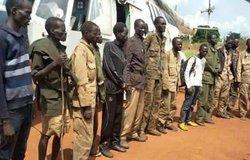 La MONUSCO  extrait des centaines de personnes du Parc National de la Garamba pour des raisons humanitaires.