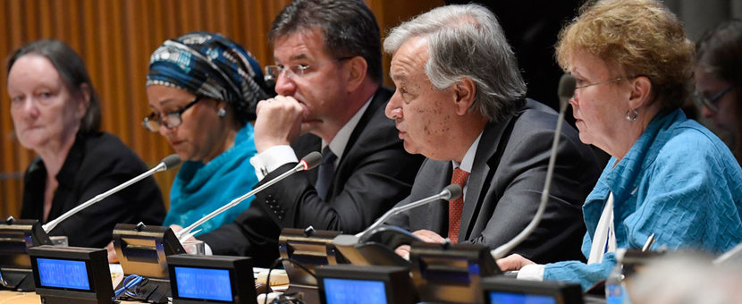 UN Secretary-General's address to High-level Meeting on UN Response to Sexual Exploitation and Abuse