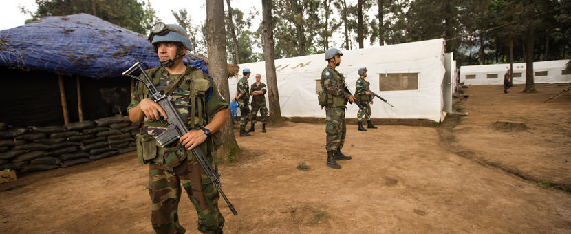DR Congo: Security Council extends peacekeeping mandate, but reduces troop strength